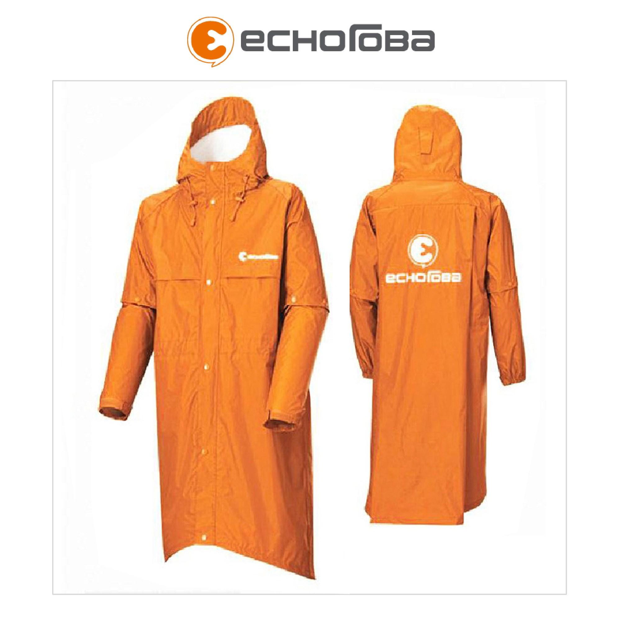 에코로바 완전 강추!! 알파인 레인코트 4칼라_R5AEA270, 오렌지