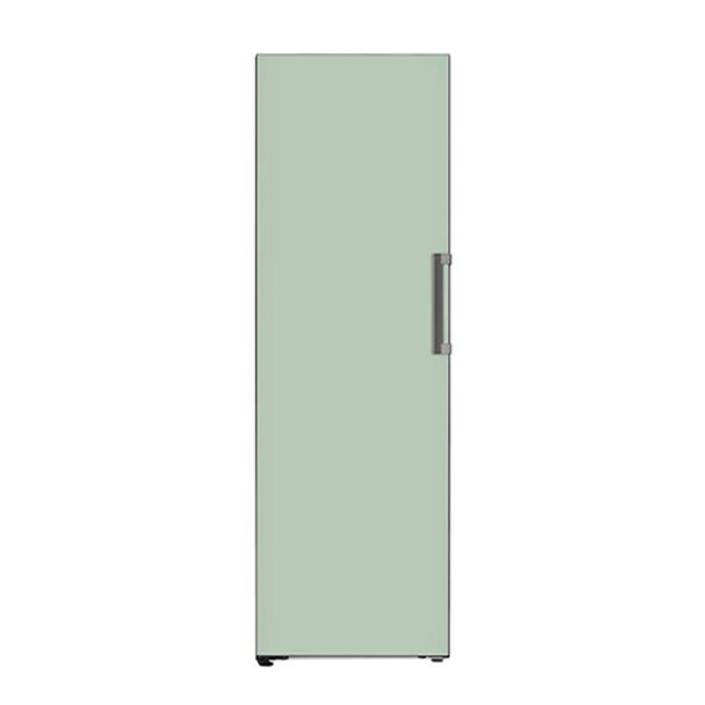 LG전자 오브제컬렉션 Y320GM 컨버터블 냉동고 미스트 글라스 민트, 연결안함