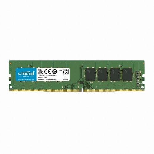 마이크론 Crucial DDR4 8G PC4-25600 CL22, 단일상품