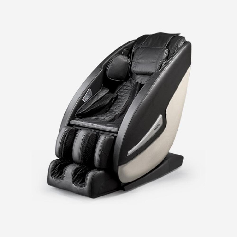 3D안마의자 무중력 전신 자동 공기압 마사지기 베이지