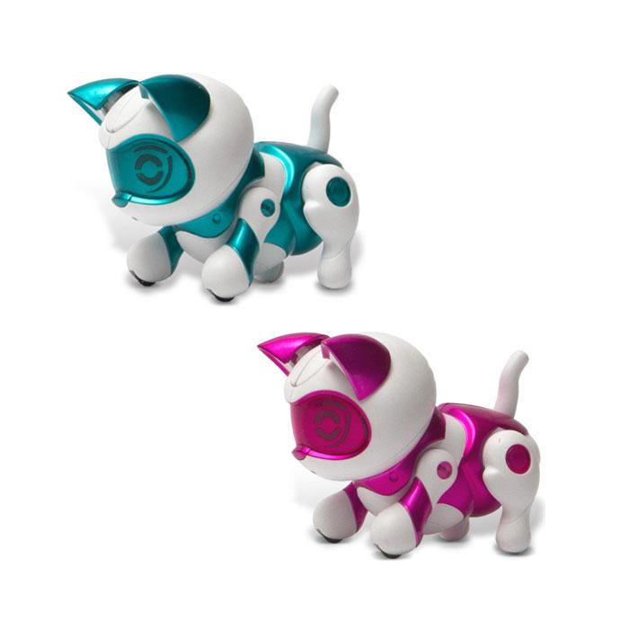 Teckno 테크노 뉴본스 미니 펫 AI 인공지능 애완로봇 틸 색상 Teckno Newborns mini jumping puppy robotic pet, 1. Teal