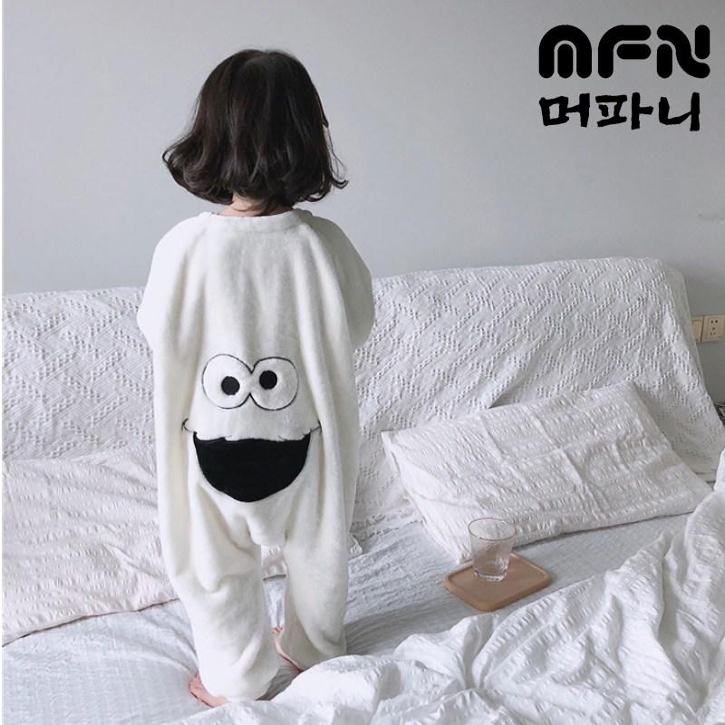머파니 MFN 어린이 아동 극세사 수면잠옷