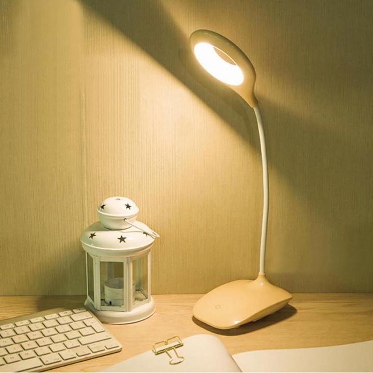 디월스 아이스크림 LED 데스크 램프 TD7501B LED 스탠드 USB, 그린 (TD7501B)