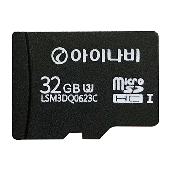 아이나비 블랙박스 A100 전용 32GB 메모리카드, 아이나비 32GB (V SHOT)