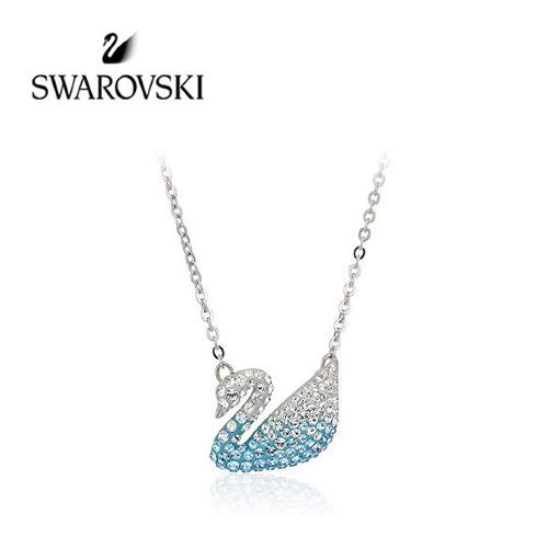 스와로브스키 목걸이 Iconic Swan 5512095