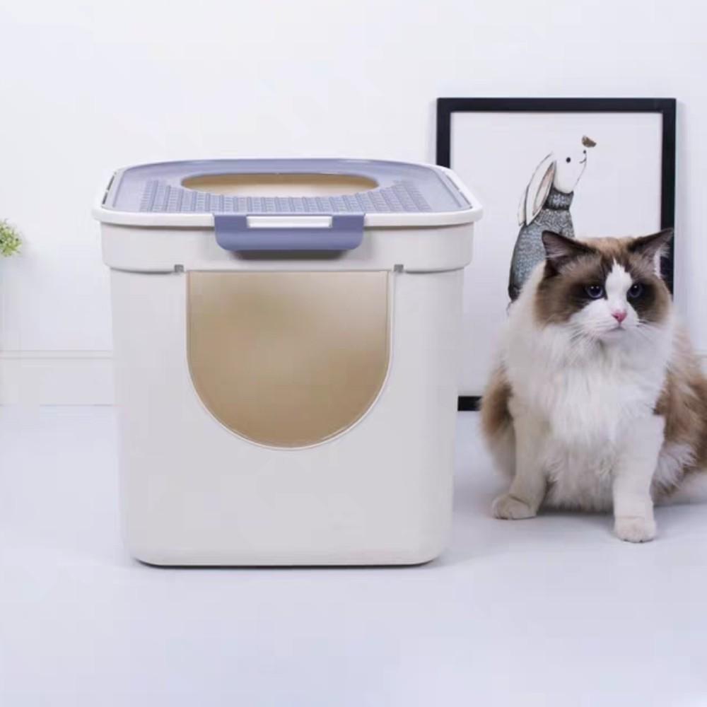 묘래박스 고양이자동화장실 특대형
