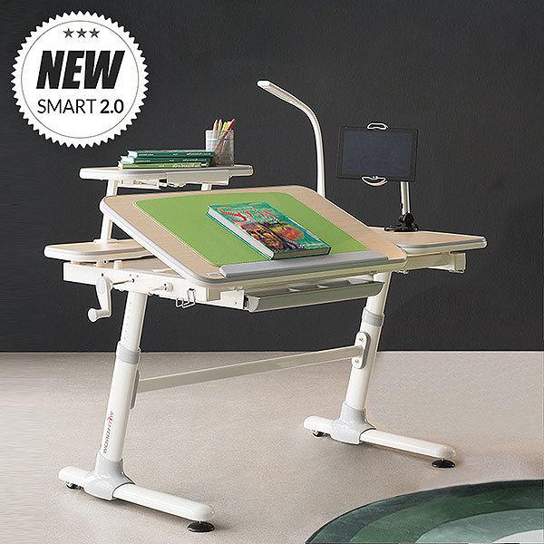 [위드그로우] 스마트 2.0 높이각도조절 책상, 상세 설명 참조