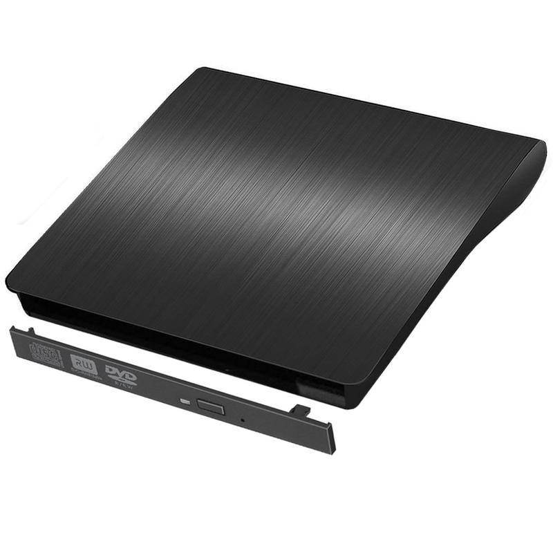 슬림 USB3.0 SATA 외장 DVD 인클로저 하드 플라스틱 케이스 노트북 노트북 9.0 9.5 12.7mm CD-ROM 케이스 광 드라이브 제외
