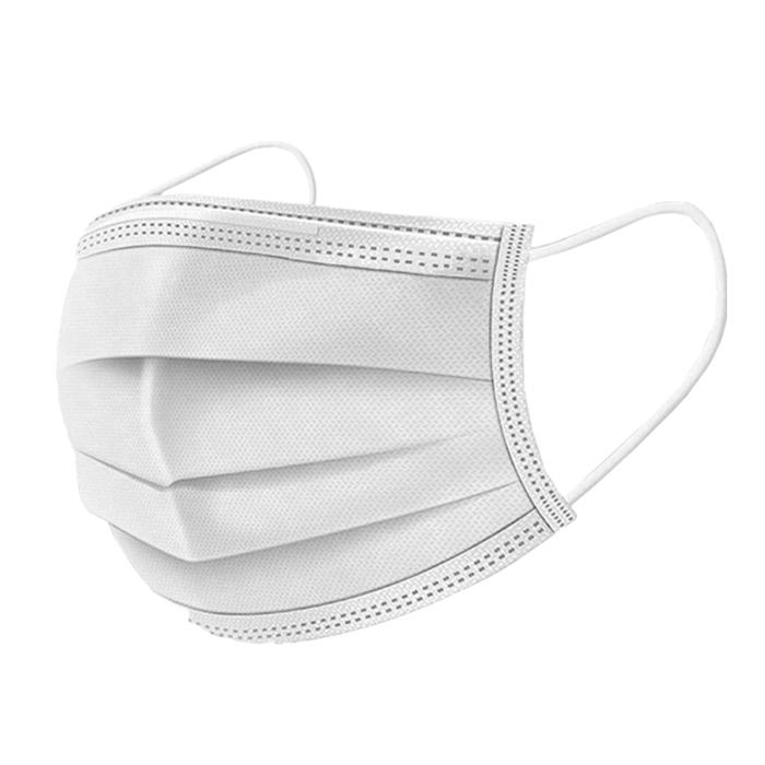 워크라인 국내발송 3중필터 일회용 마스크 1박스(50매) 화이트, 1박스, 50매