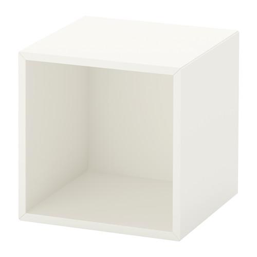 이케아 에케트 수납장 벽수납장 화이트 603.346.04, 단일상품