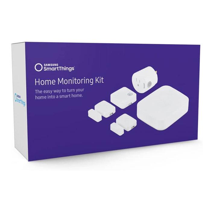삼성 스마트싱스 홈 모니터링 키트 F-MN-KIT-US-2 / Samsung Home Monitoring Kit White F-MN-KIT-US-2, 단일상품