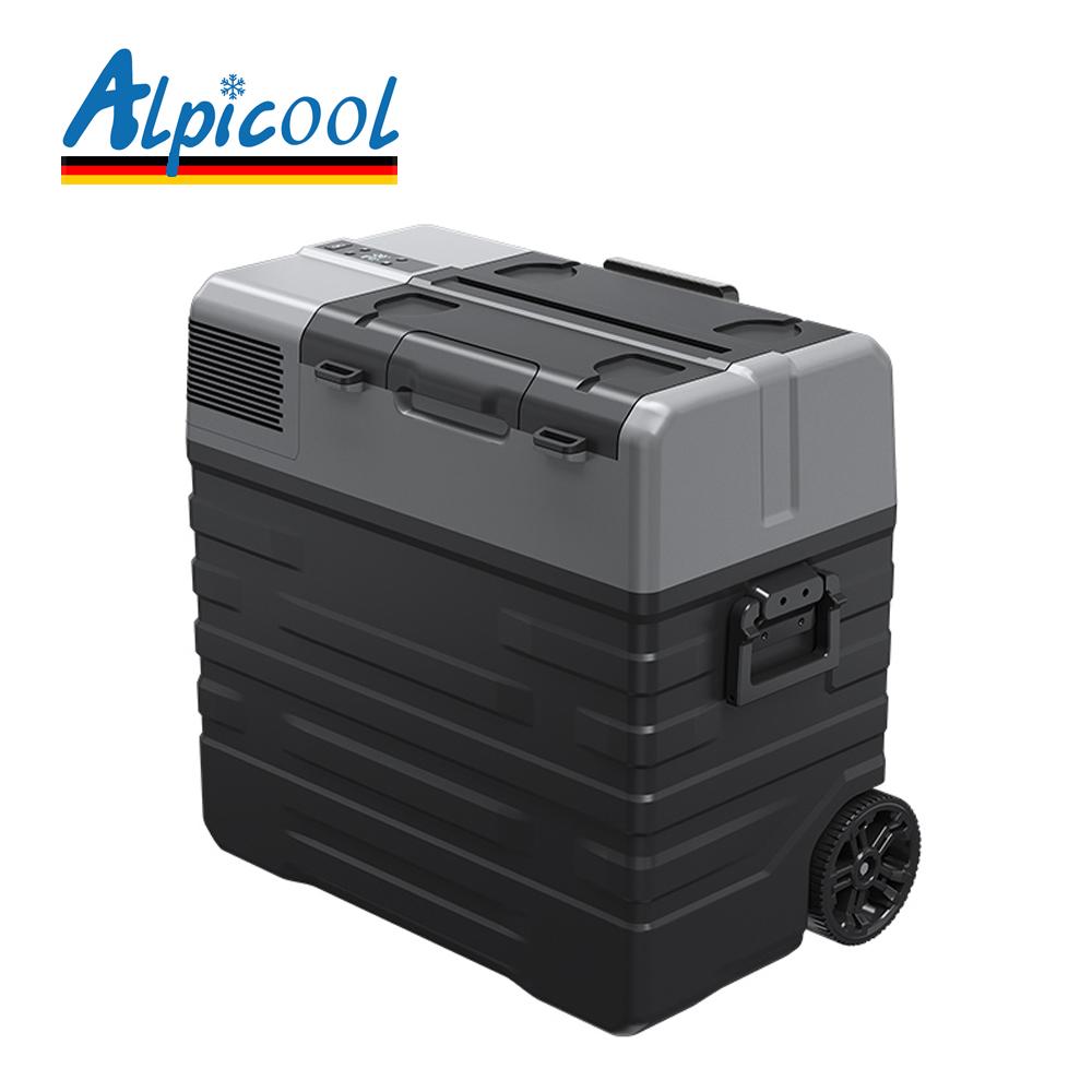 알피쿨 대용량 차량용 미니냉장고 62L (독일콤퓨), 단품