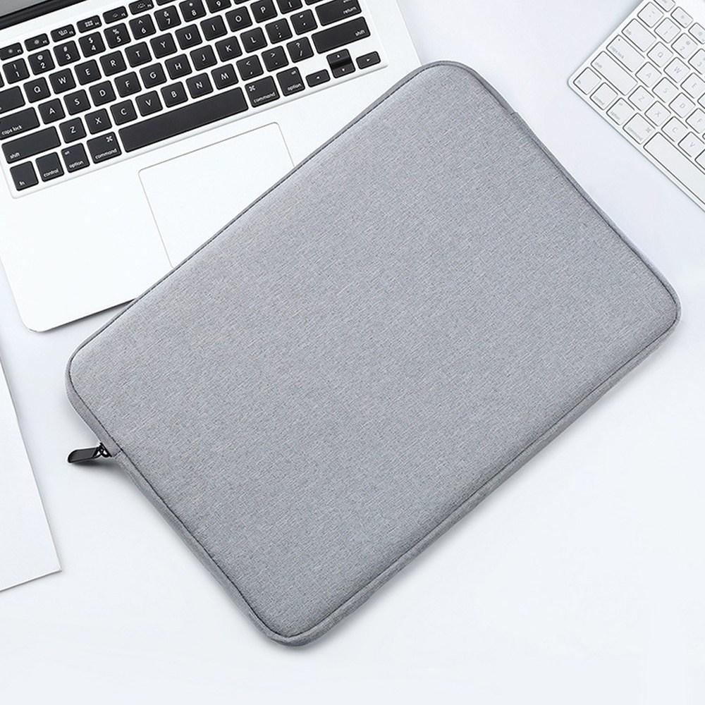 어니스트 맥북 파우치 프로 에어 전용 13인치 16인치 노트북파우치, 블루