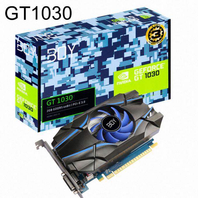 BOY 지포스 GT1030 D5 2GB