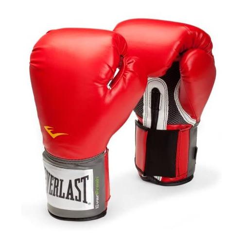 복싱 킥복싱 무에타이 글러브 색상사이즈 택1 Everlast Pro Style Training Gloves, 옵션 3 Color = Black | Size = 14 oz.