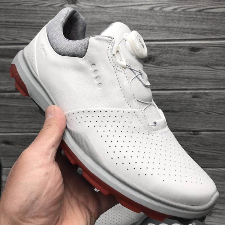 에코 바이옴 2020 새로운 골프 신발 보아 다이얼 잠금