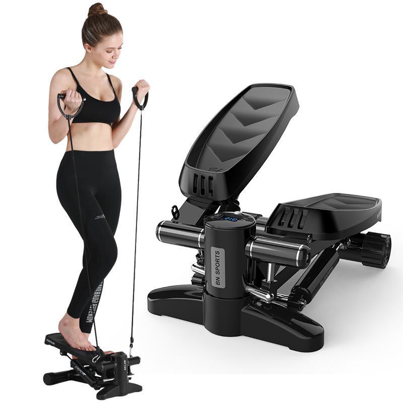 Qita 전신운동 스텝퍼 유산소운동 걷기운동기구 홈트레킹
