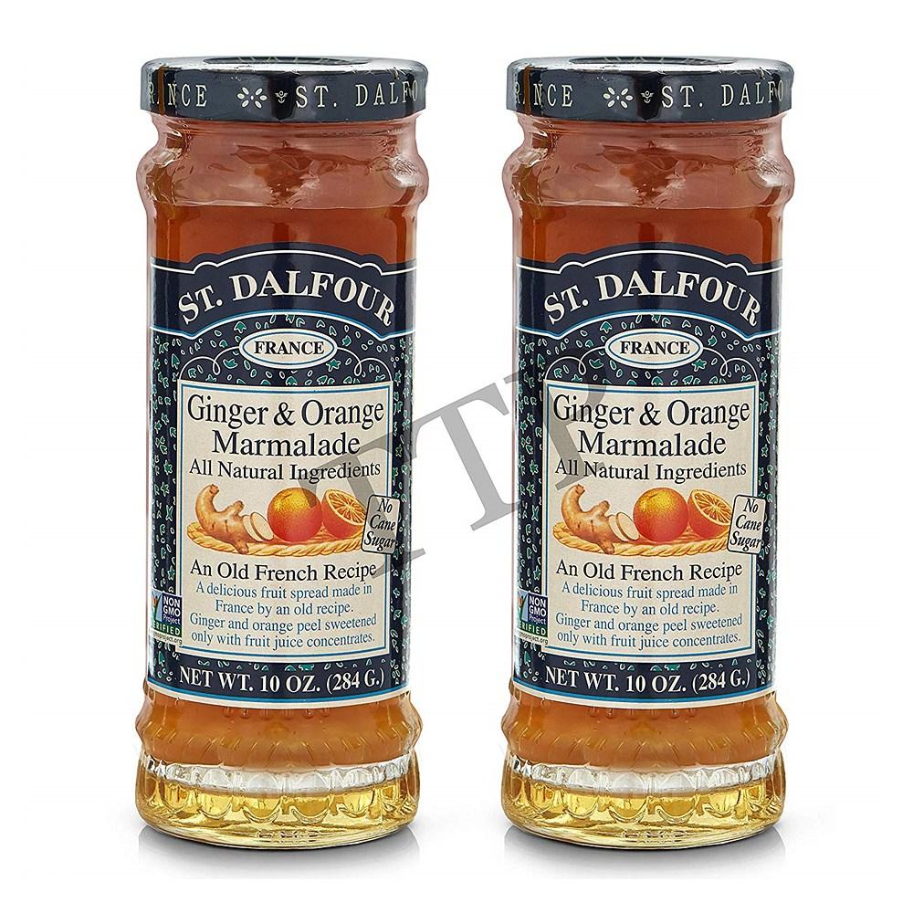 St Dalfour St Strawberry Conserves 샹달프 딸기 잼10oz284g 2팩