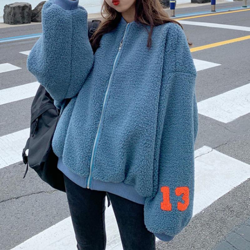 양털 여성 무스탕 자켓 점퍼UT1295