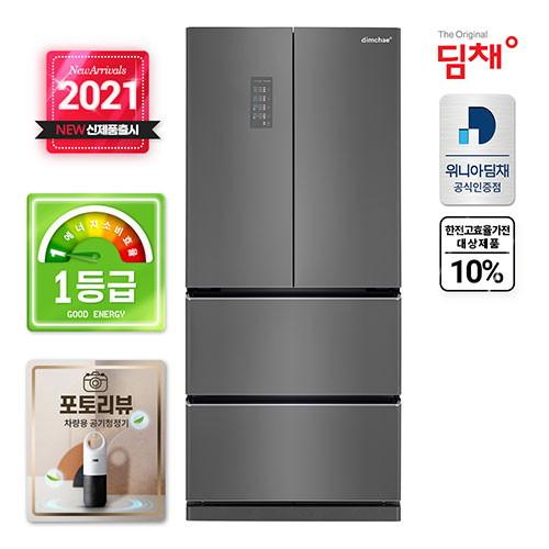 위니아딤채 김치냉장고 EDQ57EFRZD 551L 방문설치-6-2238675812