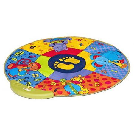 [아마존베스트]You purchased this item on January 17 2019. Jolly Jumper Musical Play Mat PROD4900023, One Color