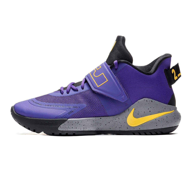 (관부가세별도) NIKE men's basketball shoes 2020 new envoy James 12 generations cushioning Lakers color sneakers BQ5436-604010260600