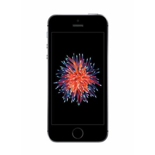 애플 아이폰SE 새제품 언락 - 스페이스그레이 (32GB), 스페이스 그레이 [전체 Netcom 4G / 보증 2 년] + 128GB, 정품 충전기(220V)/ 정품 이어폰