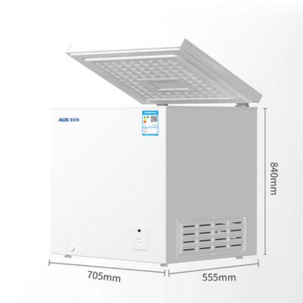 메카버스 소형 김치냉장고 냉동고 작은 미니 JH, 152L 냉동 + A