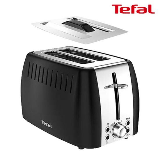 테팔 컴팩트 6단계 굽기조절 토스터기 TT310NKR 토스트기, 없음
