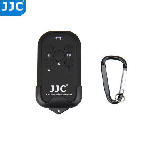 [해외] JJC IRC2 무선 원격 제어 셔터 캐논 80D760D750D70D60D60DA7D 6D 5D 마크 III1D7D650D5D7D 마크 II, 상세내용표시