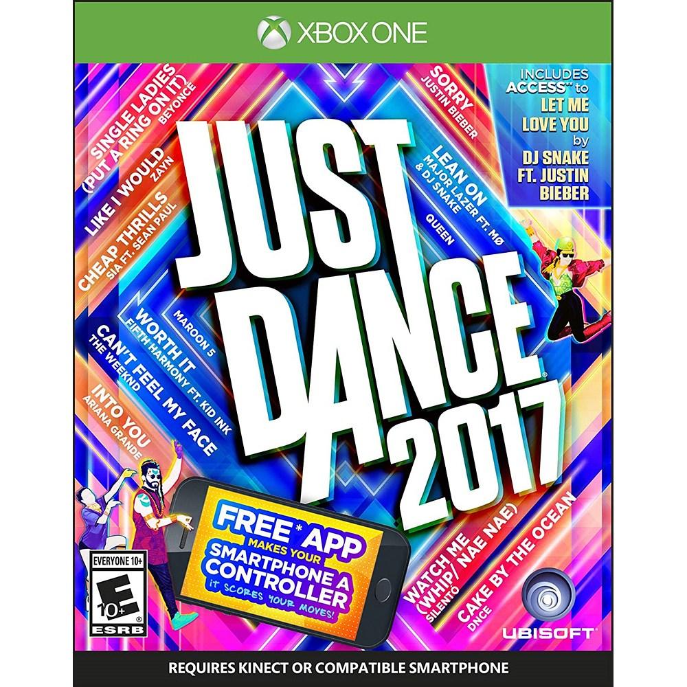 저스트 댄스 2017 Just Dance - Xbox One, 단일상품