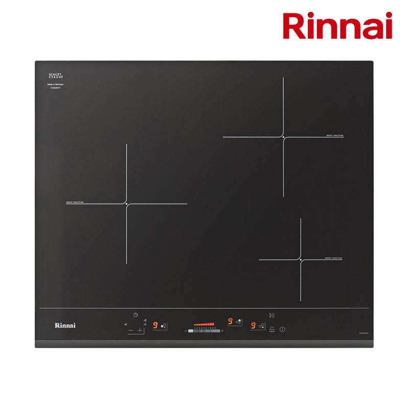 린나이 3구 빌트인 인덕션 전기레인지 (RIH-BS310A), 자가설치, RIH-BS310A