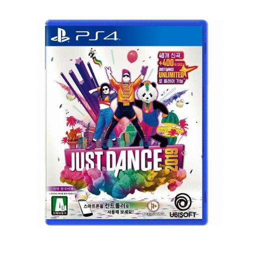 저스트 댄스 2019 PS4 한글판