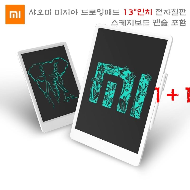1+1샤오미 미지아 드로잉패드 13인치 전자칠판, 단품, 단품