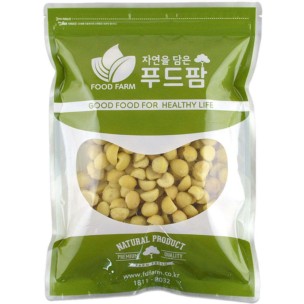 마카다미아 500g 특A급 햇제품(호주산정품), 1팩
