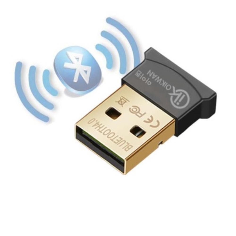 블루투스 동글 USB 동글이 PC 데스크탑 노트북 무선 연결 듀얼쇼크 컴퓨터 에어팟 버즈 윈도우10 리시버, 블랙, 블루투스 동글이 무선 연결