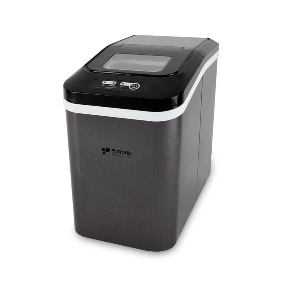 키친아트 아이스 제빙기 얼음 제조기 가정용 업소용 캠핑용 KIC-1202 (POP 5734948273)