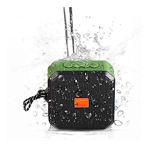 -tek Styz IPX7 Speaker는 소니 C2105에서 13 시간 방수 플레이 시간 실내 실외 여행 1500mAh (녹색) (GREEN) (POP 5761425810)