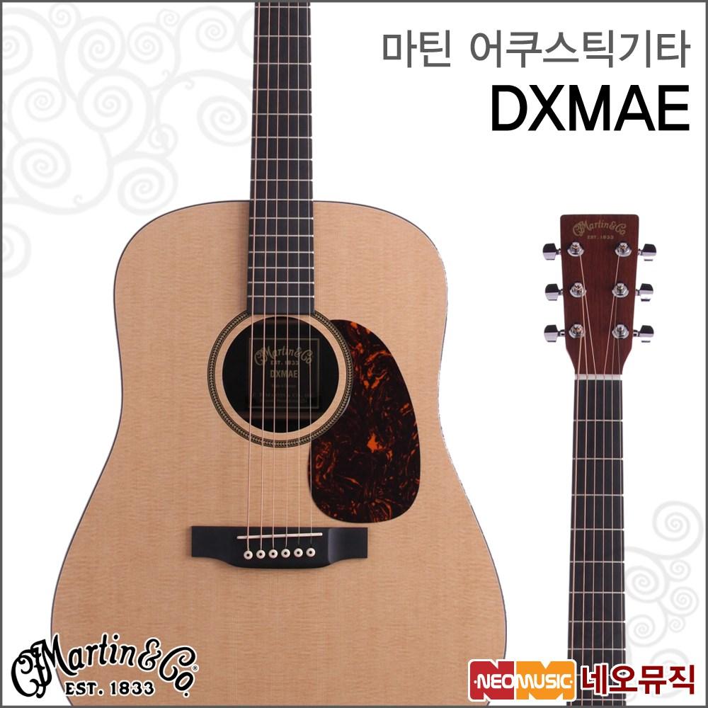 마틴 어쿠스틱 기타M Martin X Series DXMAE, 마틴 DXMAE_M
