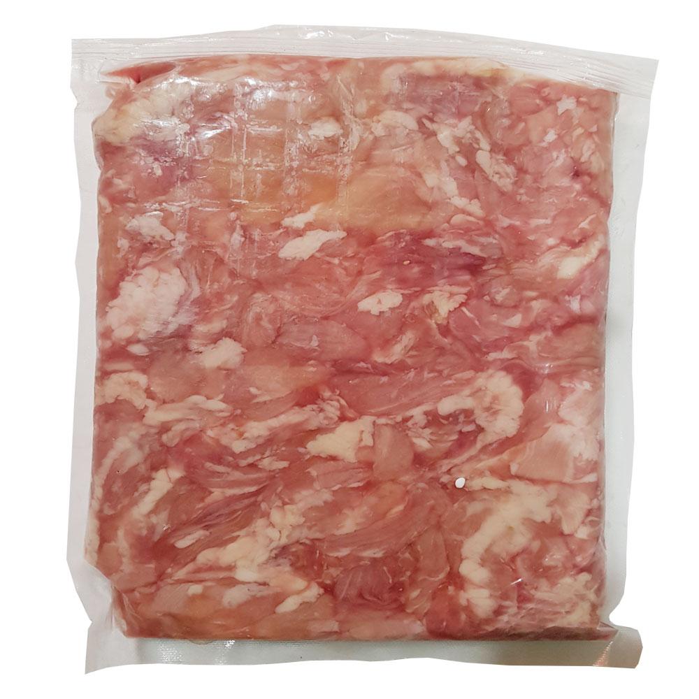 조은상사 닭다리살2kg1봉 닭다리절단육2kg 닭목살1kg 닭껍질2kg1봉 치킨파우더2kg1봉, 1팩, 닭목살1kg1봉