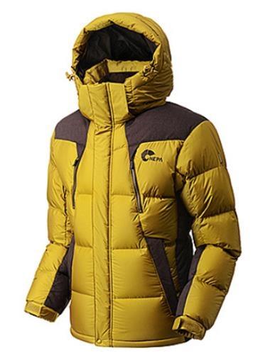 네파 겨울용 남성 커스텀 구스 다운 자켓 - 7A72003