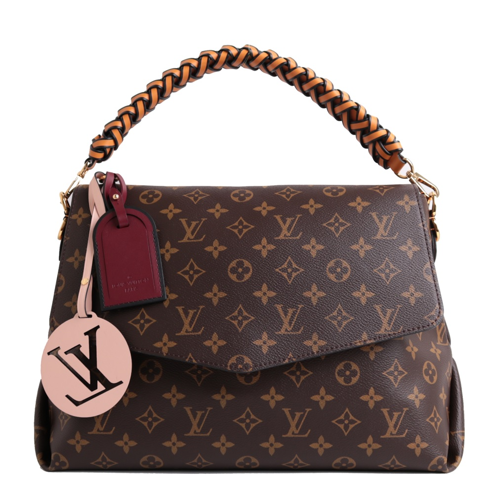 [고이비토 마산신세계점] Louis Vuitton(루이비통) M43953 모노그램 캔버스 보부르 MM 토트백 겸 숄더백