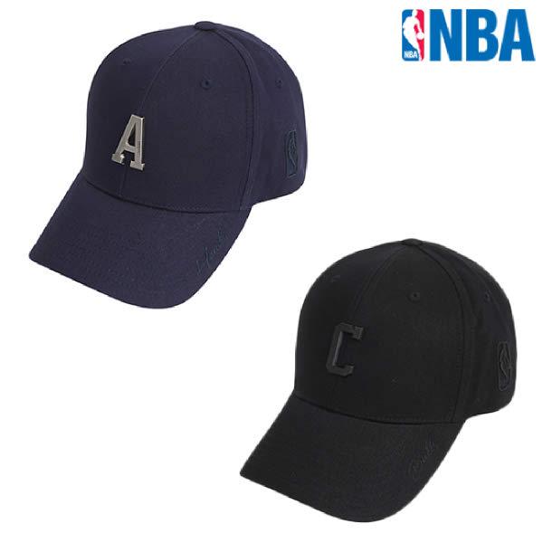 [현대백화점][NBA]엔비에이 N205AP454P 공용 금속장식 커브 캡 모자