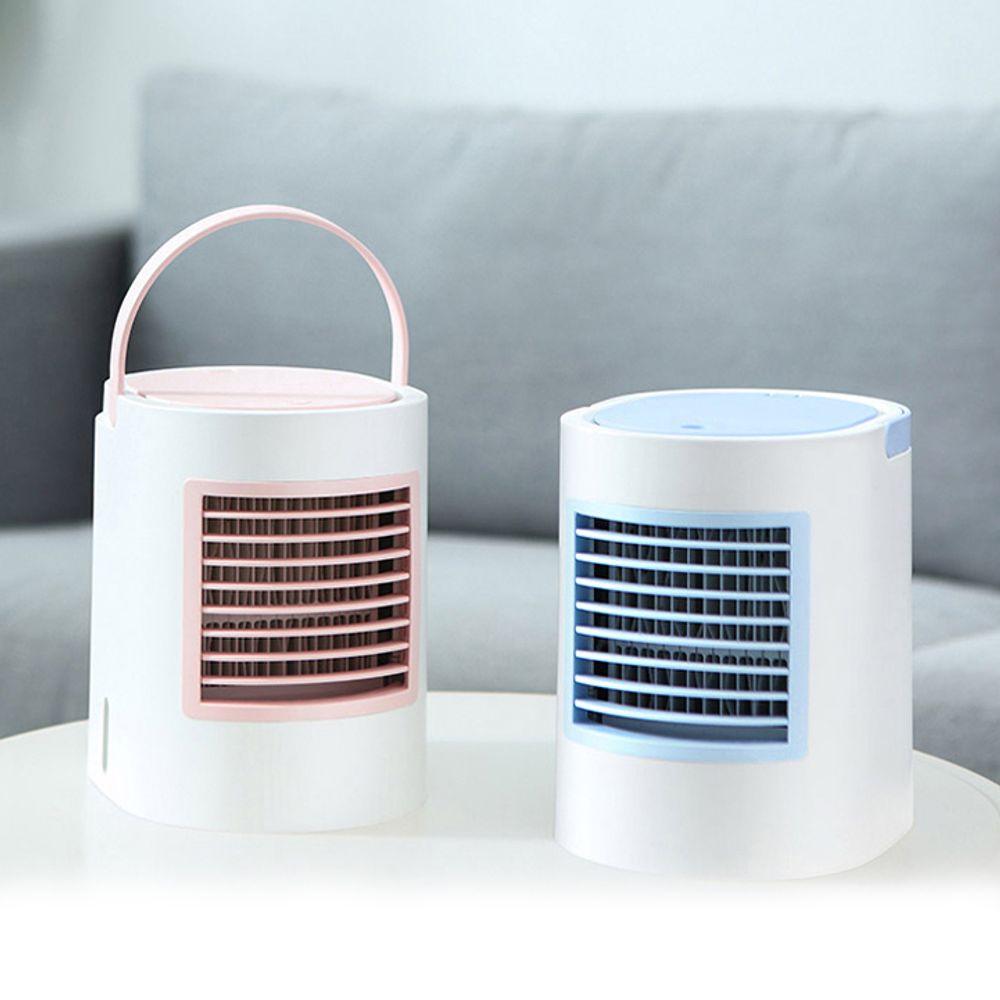 신나라_닷컴_유러피언 LED 탁상용 미니 수냉식 냉풍기 써큘레이터 냉풍 탁상선풍기 LED냉풍기 에어쿨러 수냉선풍기+t2lsskfkektzja, 옾*핑크 (POP 5765460517)