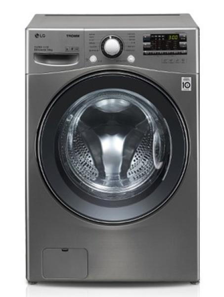 라온하우스 [LG전자] 프리미엄 트롬 14kg 드럼세탁기 인버터DD모터 / 스톤실버 [전국무료설치][폐가전 무료 수거], 635550