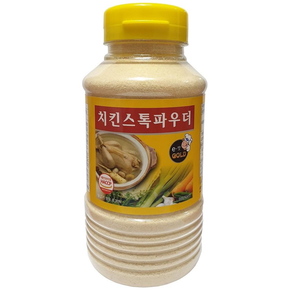 [두원식품] 치킨 스톡 파우더, 1Ea, 600g