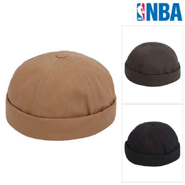 [현대백화점][NBA]엔비에이 N205AP950P 공용 로고 자수 브림리스 캡 모자