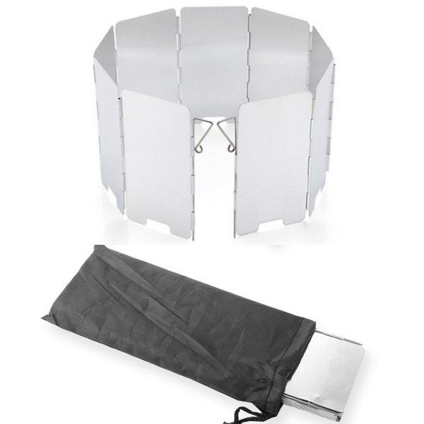 캠핑용 버너 바람막이 8구 버너바람막이 가방증정