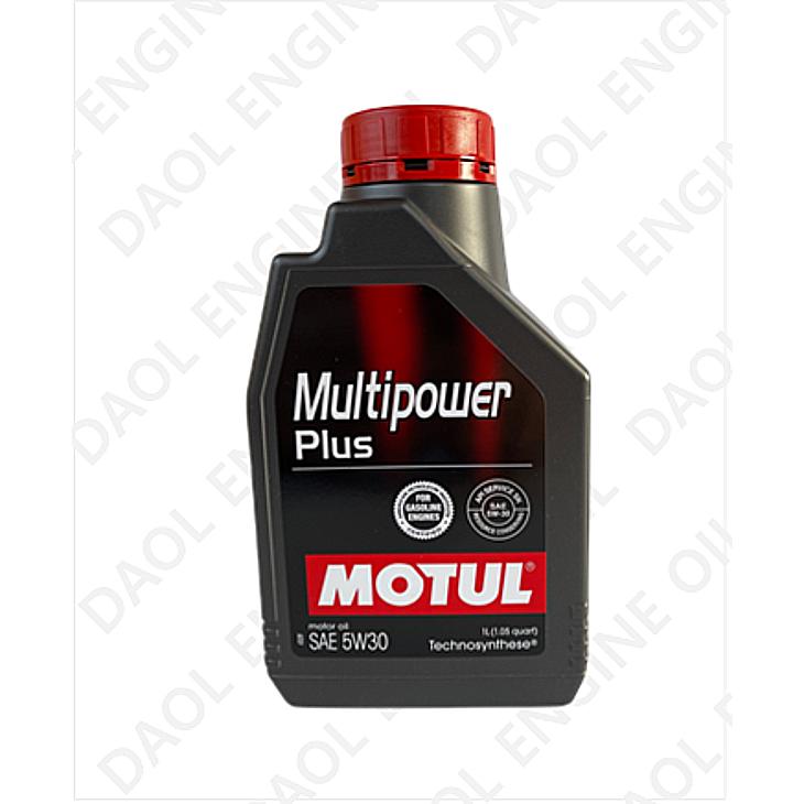 모튤 멀티 파워 플러스 MULTI POWER PLUS 5W30 가솔린 엔진오일, 1Ea