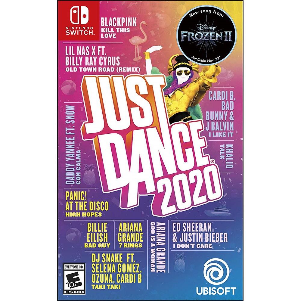 저스트 댄스 Just Dance 2020 - 닌텐도 스위치 Standard Edition